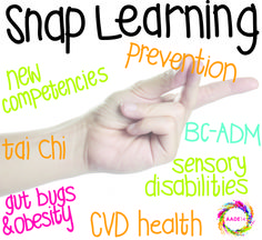Find your niche at AADE14 with Snap Learning courses! Add them to your AADE14 Planner today!