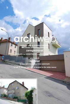 archiweb.cz - Rekonstrukce vily se dvěma bytovými jednotkami a kanceláří