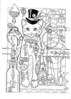 O livro perfeito para quem ama colorir e é louco por gatos! Com ilustrações criadas especialmente para os entusiastas de felinos, Gatos: O livro de colorir tem estampas ricas em detalhes e é repleto de possibilidades artísticas. Uma válvula de escape para um mundo repleto de corações, motivos floridos, diferentes texturas e, é …Read more...