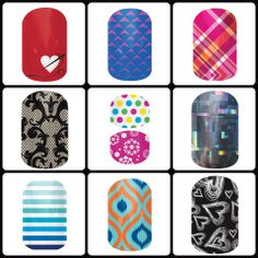 Jamberry Nails  http://sydneypape.jamberrynails.net