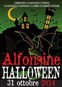 La Notte di Halloween ad Alfonsine http://www.sagreromagnole.it/?p=4474
