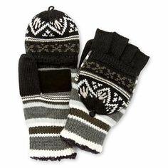 Isotoner® Flip Gloves - jcpenney