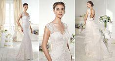 Wedding Gallery - Novia D' Art 2014 Chiara Bohemian Wedding Dresses, Designer Wedding Dresses, Wedding Gowns, Greek Wedding, Wedding Gallery, Express Dresses, Celebrity Weddings, Bridal, Celebrities