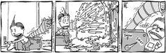 Lio Comic Strip, January 18, 2012 on GoComics.com