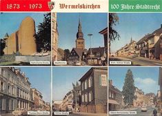 Wermelskirchen, Katholische Kirche, Stadtkirche, Obere Remschelder, Church Autos | eBay Kirchen, Big Ben, Taj Mahal, Building, Ebay, Autos, Catholic, Buildings, Architectural Engineering