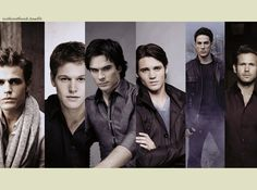 Men of Vampire Diaries
