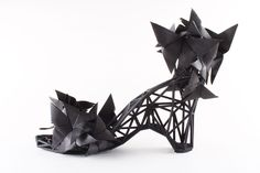 Haute render: $900, custom 3D printed shoes are your next splurge | The Verge