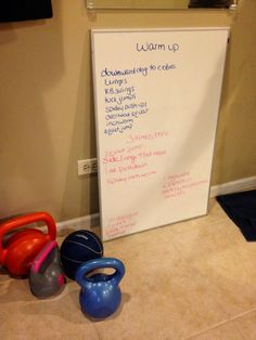 Becka's Boot camp morning workout {review}