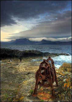 The Winch, Isle of Arran, Scotland