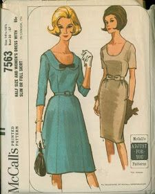 Sewing the 60s: Dressing the Decade - 1964