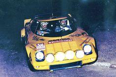Lancia Stratos Boretti Boretti Casciana 1981