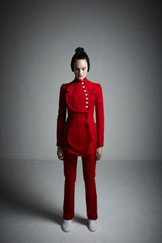 A.W.A.K.E. by Natalia Alaverdian | Fall 2013 Ready-to-Wear Collection | Style.com