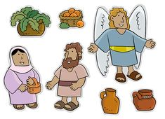 My Little House | great site with lots of Bible images and activities!