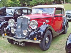 36 Wolseley 25 DHC (1938)