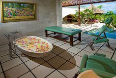 Villa Musas luxury holiday villa in Bali, Indonesia, near Canggu #luxurytravel #bali #beachfront #luxury #villarentals