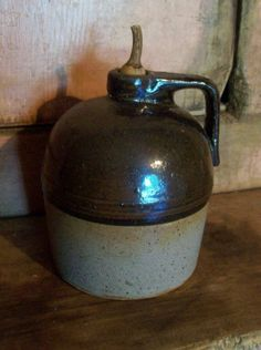 Early Country Antiques, I have several and some large old pickle canisters that are about two feet tall.