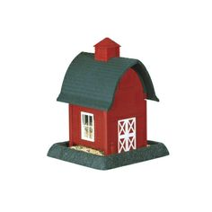 Barn Birdhouse (9081)