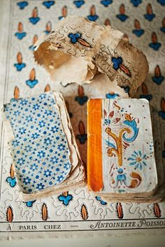 The Archives of Antoinette Poisson, Cole & Son and Fermoie (houseandgarden.co.uk)