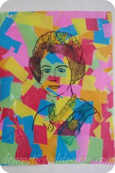 Introduction to Art: Warhol and the Queen - Domestic Goddesque