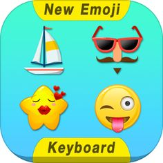 GIF Emoji Keyboard PRO -  New 5000 + Animated 3D Emoticons Keyboard for iOS 8 & iOS 7 by yiping zhou