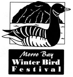 January 17, 18, 19, & 20 – The Morro Bay Winter Bird Festival is a yearly eco-tourism event promoting an understanding and appreciation of birds and other wildlife and an awareness of environmental and conservation issues of the Central Coast, while contributing to the well-being of the Morro Bay community. The 2014 Festival will be the 18th year of this annual event. It all begins with the opening reception on Friday, January 17, 2014 at 5 p.m.