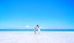 大自然コース|結婚写真を沖縄で残すならフォトウエディング専門フォトスタジオのスタジオSUNSへ。ビーチフォト、世界遺産や観光地など、日本のリゾート沖縄での洋装の結婚写真をご提供致します。
