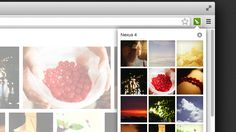 SnapPea Photos Puts the Photos on Your Android in Chrome's Toolbar