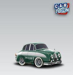 Jaguar Mark II 1959 - TWR