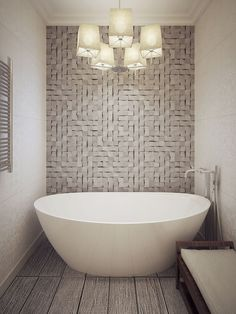How to Accessorize around your Freestanding Tub More