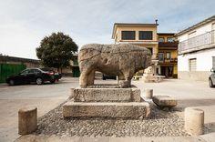 Segura de Toro, el pueblo del Verraco Vetón
