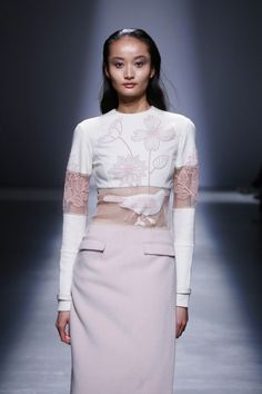 Rahul Mishra Ready To Wear Fall Winter 2015 Paris