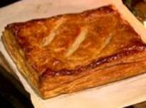 Barefoot Contessa's Sopresatta and Cheese in Puff Pastry