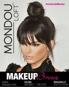Deja que tu maquillaje hable por sí solo y transmita poder y elegancia ;)