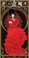 lydia deetz beetlejuice 10 beautiful art nouveau posters of and movie heroines Alphonse Mucha, Film Mythique, Non Disney Princesses, Kubo And The Two Strings, Fangirl, Art Nouveau Poster, Inspiration Art, Wedding Inspiration, Art Watercolor