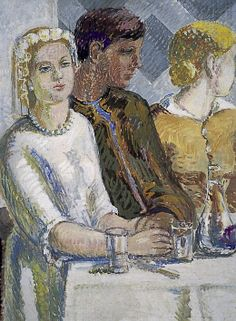Vanessa Bell - Wedding Feast at Cana after Veronese