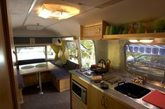 another cool Airstream renovation