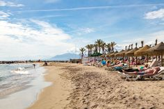 Book Costa Del Sol holidays for just deposit. Get your choice of 2 to hotel, return flights, transfers and bags wrapped up with ATOL protection. Marina Restaurant, Spanish House, Come And Go, Most Beautiful Beaches, Beach Holiday, 5 Star Hotels, Yachts, Lush, Woodland