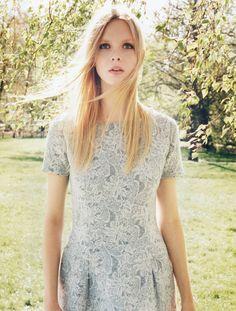 Dani Witt is 60s Chic for Blugirls Fall/Winter 2014 Campaign