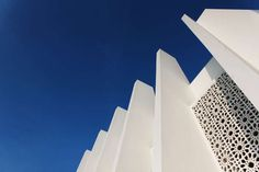 8 Modern Mosques That Blend an Ancient Religion with Contemporary Design - Architizer