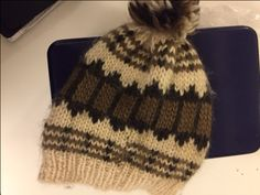 Nice knitted hat
