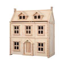 Plan Toys Victoriaans Poppenhuis | Elenfhant