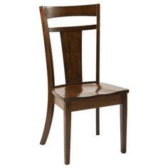 Conrad Grebel Strasburg Side Chair Finish: Cherry - Natural
