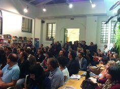 Presentazione da Fandango Incontro a Roma.