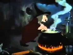 Mighty Mouse    The Witch's Cat 1948   Terrytoons