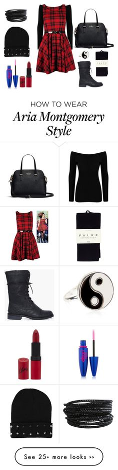 """""""aria montgomery inspired"""" by bubblygirl11 on Polyvore"""