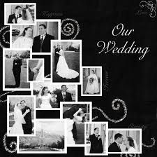 wedding scrapbook ideas - Google Search