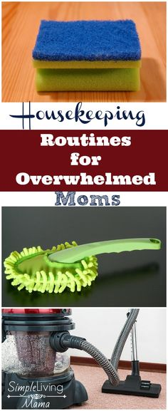 I spent the first seven years of my marriage struggling with figuring out housekeeping routines that would ensure our home was clean and running efficiently. I tried several different methods and tweaked several different things. Now that I'm a homeschooling mom with five kids underfoot, I finally feel like I have mastered a system that …