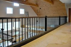 Dorset Custom Furniture - A Woodworkers Photo Journal: a new railing project