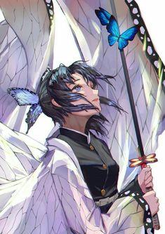 Demon Slayer Kimetsu No Yaiba Wallpaper Anime Angel, Anime Demon, Otaku Anime, Chica Anime Manga, Kawaii Anime, Thicc Anime, Sad Anime, Cool Anime Wallpapers, Animes Wallpapers