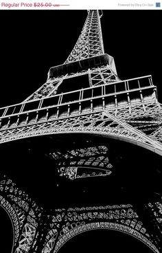 Paris Photography  Paris Decor Eiffel Tower by ParrishHousePhotos, $18.75